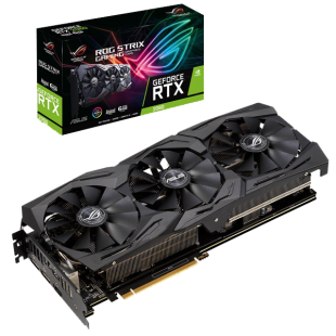 Asus ROG STRIX RTX2060 Advanced, 6GB DDR6, 2 HDMI, 2 DP, 1740MHz Clock