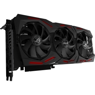 Asus ROG STRIX RTX2080 OC, 8GB DDR6, 2 HDMI, 2 DP, USB-C, 1890MHz Clock, RGB Lighting