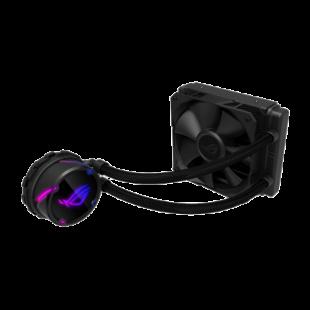 Asus ROG STRIX LC120 RGB 120mm Liquid CPU Cooler, Addressable RGB PWM Fan