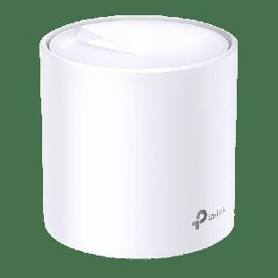 Brand New TP-LINK (DECO X60) AX3000 Wireless Whole Home Mesh Wi-Fi System/ Single Unit/ OFDMA & MU-MIMO/ WPA3 Encryption & TP-Link HomeCare