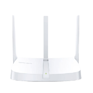 Brand New Mercusys (MW305R) 300Mbps Wireless N Router/ 4-Port/ 5dBi Antennas