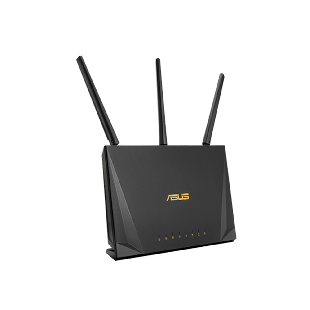 Asus (RT-AC85P) AC2400 (600+1733) Wireless Dual Band Gaming Cable Router, Dual Core CPU, MU-MIMO, USB 3.0