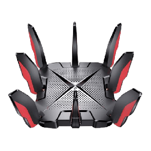 Brand New TP-LINK (Archer GX90) AX6600 Wireless Tri-Band Gaming Router/ 5-Port/ 2.5G WAN/LAN / Game Band/ Game Accelerator/ Quad-Core CPU