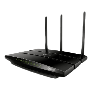 TP-Link (Archer VR400) AC1200 (300+867) Wireless Dual Band GB VDSL2/ADSL2+ Modem Router, USB2, 3G/4G Support