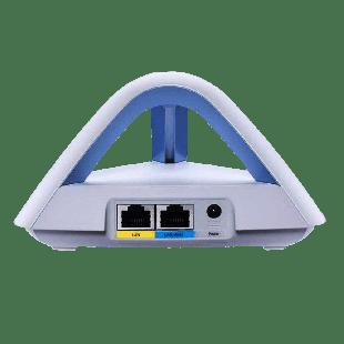 Asus LYRA Trio Whole-Home Hub Mesh Wi-Fi System, 3 Pack, Dual Band AC1750, Parental Controls, App Management