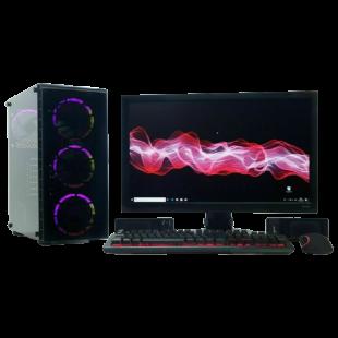 GAMING PC Bundle/ Core i7-6700/ 16GB RAM/ 480GB SSD+1TB HDD/ 24-Inch/ RTX 2060 6GB/ Windows 10/ B