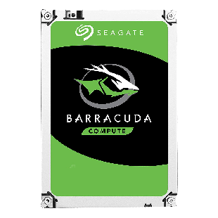 "Seagate 3.5"", 500GB, SATA3, BarraCuda Hard Drive, 7200RPM, 32MB Cache"