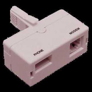 Dynamode ADSL Splitter (Microfilter)