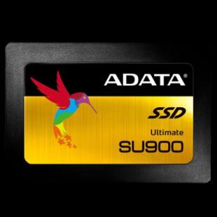 """ADATA 256GB Ultimate SU900 SSD, 2.5"""", SATA3, 7mm, 3D NAND, R/W 560/520 MB/s"""