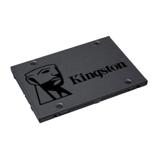 "Kingston 240GB SSDNow A400 SSD, 2.5"", SATA3, R/W 500/350 MB/s, 7mm"