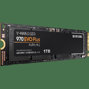 Samsung 1TB 970 EVO PLUS M.2 NVMe SSD, M.2 2280, PCIe, V-NAND, R/W 3500/3300 MB/s