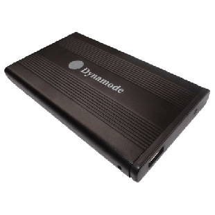 "Dynamode External 2.5"" SATA Hard Drive Caddy, USB3, USB Powered"