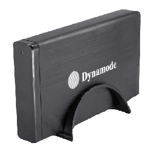 "Dynamode External 3.5"" SATA Hard Drive Caddy, USB 3.0, External Power"