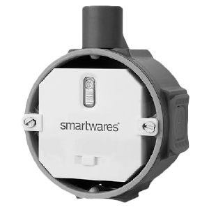 Smartwares Built in Power Switch 1000w SH5-RBS-10A