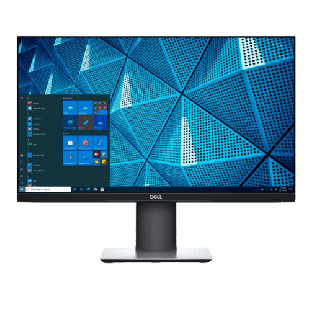 Dell 23-inch IPS Monitor (P2319H), 1920 x 1080, 5ms, VGA, HDMI, DisplayPort, USB, VESA
