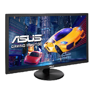 Brand New Asus 24-inch Gaming Monitor (VP248QG)/ 1920 x 1080/ 1ms/ VGA/ HDMI/ DP /Speakers/ Adaptive-Sync/FreeSync/ Speakers/ VESA