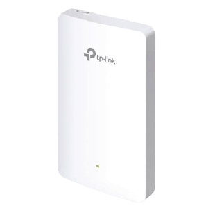 TP-Link (EAP225-WALL) Omada AC1200 Wireless Wall Mount Access Point, Dual Band, POE, 10/100, Free Software