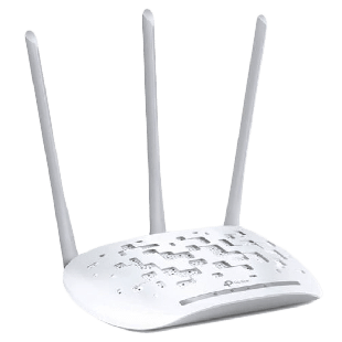 TP-LINK (TL-WA901NDV5) 450Mbps Wireless N Access Point, Client, Repeater, Wireless Bridge Modes