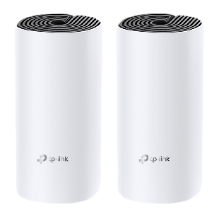 TP-Link (DECO E4) Whole-Home Mesh Wi-Fi System, Dual Band AC1200
