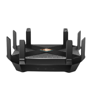 TP-Link (Archer AX6000) AX6000 (1148 + 4804Mbps) Wireless Dual Band Router, OFDMA, 8-Port, 2.5Gbps WAN, USB 3.0 A&C