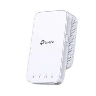 TP-Link (RE300) AC1200 (300+867) Dual Band Wall-Plug Mesh Wi-Fi Range Extender, Smart Signal Indicator