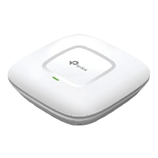 TP-Link (EAP245 V3) AC1750 (1300+450) Dual Band Wireless Ceiling Mount Access Point, POE, GB LAN, Clusterable, Free Software
