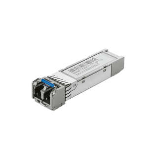 TP-Link (TXM431-LR) 10GBase-LR Single Mode SFP+LC Transceiver, for 10GB Switch