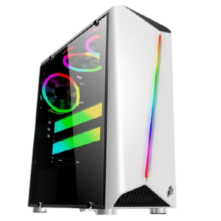 CK - AMD Ryzen 5 2600X/8GB RAM/1TB HDD/120GB SSD/GTX 1060 6GB/Gaming Pc