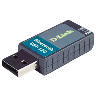 D-Link DBT-120 Wireless USB Bluetooth Adapter