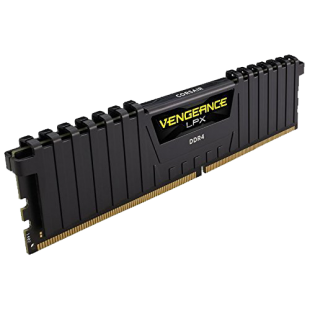 Corsair Vengeance LPX 16GB DDR4 2666MHz (PC4-21300) CL16 XMP 2.0 DIMM Memory