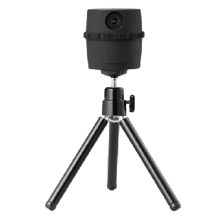 Brand New Sandberg FHD Motion Tracking Webcam, 2MP/ 1080p/ Glass Lens/ Omni-directional Mic/ 30fps/ 270° Tracking Rotation/ 110° Viewing Angle/ 5 Year Warranty