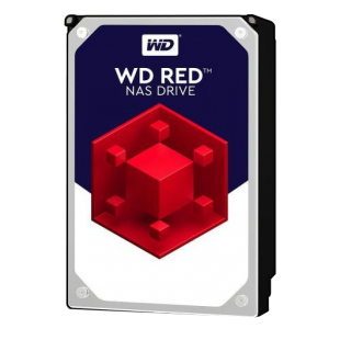 "WD 3.5"", 6TB, SATA3, Red Series NAS Hard Drive, 5400RPM, 64MB Cache"