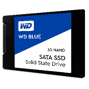 Western Digital Blue- 3D NAND Solid State Drive