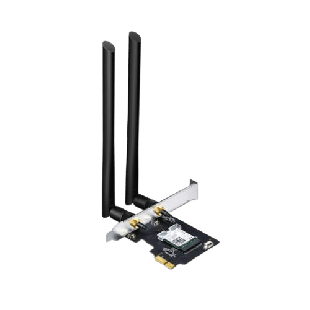 Brand New TP-LINK (Archer T5E) AC1200 (300+867) Wireless Dual Band PCI Express Adapter/ Bluetooth 4.2