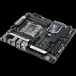 Asus X299-WS PRO/SE, Workstation, Intel X299, 2066, ATX, DDR4, Dual M.2, U.2, Dual LAN, Embedded iKVM Module