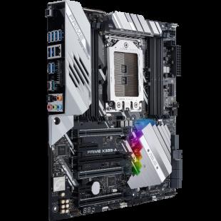 Asus PRIME X399-A, AMD X399, TR4, EATX, 8 DDR4, XFire/SLI, M.2 Heatsink, RGB Lighting