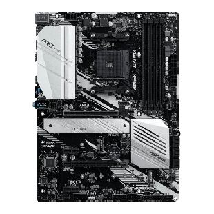 Asrock X570 PRO4 AM4, AMD X570, AM4, ATX, 4 DDR4, HDMI, DP, XFire, PCIe4, RGB Lighting