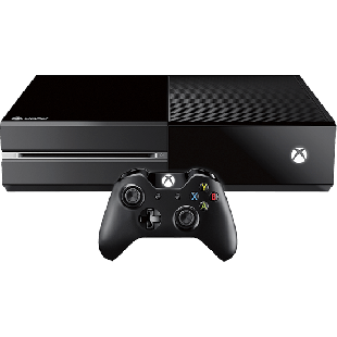 Refurbished Xbox One Console, 500GB, Black (No Kinect), C