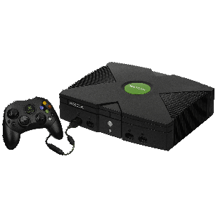 Refurbished Xbox Console, Black, C