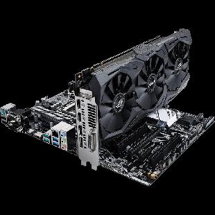 Asus PRIME Z270-P, Intel Z270, 1151, ATX, DDR4, CrossFire, DVI, HDMI