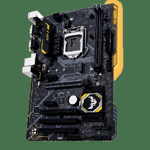 Asus TUF H310-Plus Gaming, Intel H310, 1151, ATX, DDR4, VGA, HDMI, M