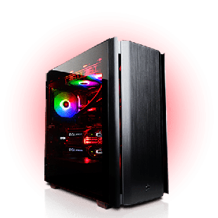 CK - AMD Ryzen 5 2600X, Radeon RX 590 Gaming PC - ConsolekillerPc