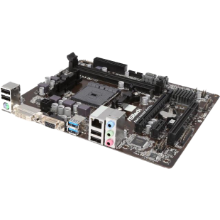 Asrock FM2A68M-HD+, AMD A68H, FM2+, Micro ATX, HDMI, USB3