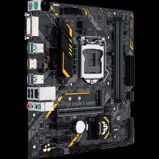 Asus TUF B360M-E GAMING, Intel B360, 1151, Micro ATX, DDR4, DVI